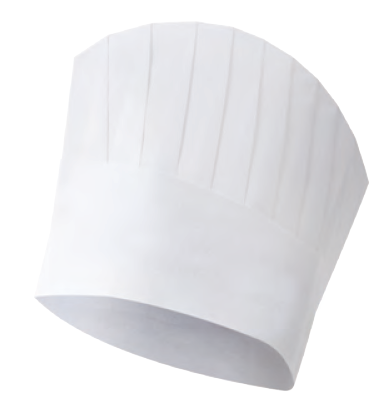CAPPELLO CUOCO MONOUSO - REA ANTINFORTUNISTICA ON-LINE 2a0630ba2dc1